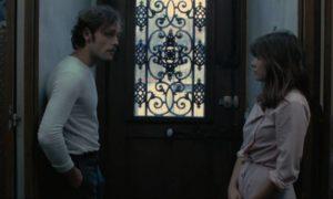 Franck Poupart (Patrick Dewaere) begins to plot an ill-fated escape plan in Alain Corneau's Serie Noire (1979)