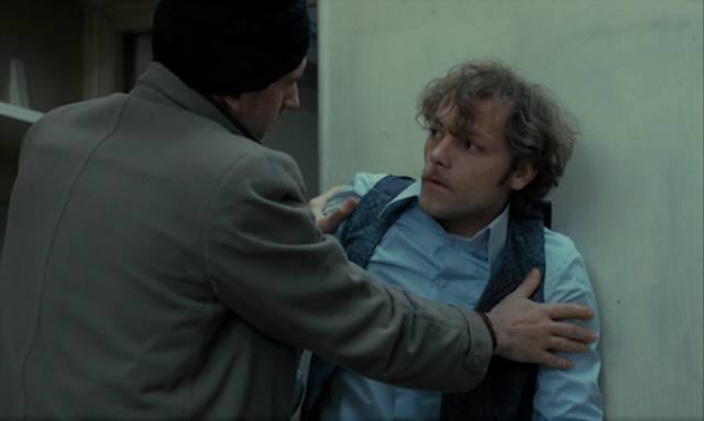 Franck Poupart (Patrick Dewaere) is not quite the hero he thinks he is in Alain Corneau's Serie Noire (1979)