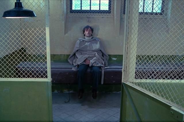 His own fantasies are part of what traps Franck Poupart (Patrick Dewaere) in a dead-end life in Alain Coreau's Serie Noire (1979)