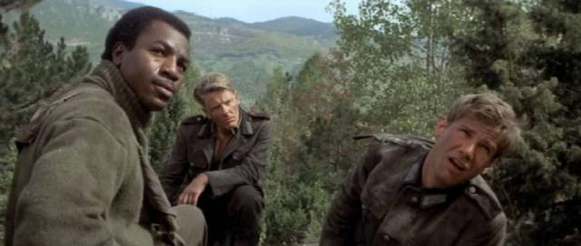 Only a handful of the team survive to the end in Guy Hamilton's Force 10 From Navarone (1978)