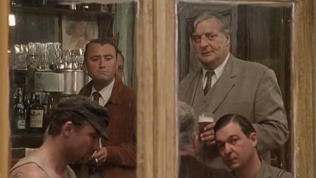 Maigret mentors his nephew Paul Lachenal (Alexandre Brasseur)