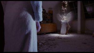 Jenny (Katherine Wilhoite) rediscovers her own childhood trauma in Harley Cokeliss' Dream Demon (1988)