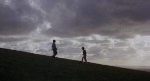 Marc (Elliott Spiers) becomes whole again in the dreamworld in Bernard Rose's Paperhouse (1988)