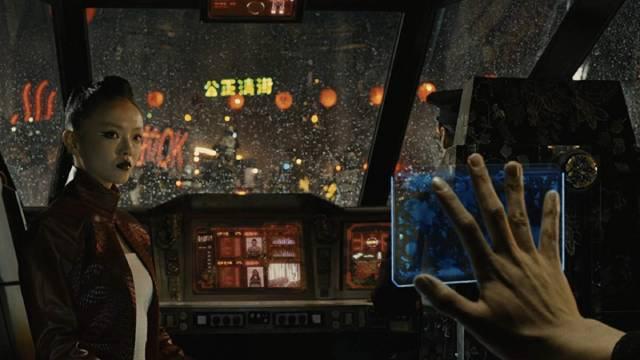 A Blade Runner influenced future in Takashi Miike's Terraformars (2016)