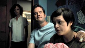 Chris Cleek (Sean Bridgers) controls his family through fear in Lucky McKee's The Woman (2011)