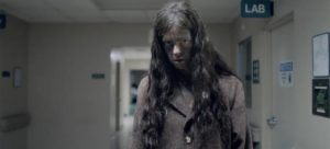 The Woman (Pollyanna McIntosh) searches for her feral child (Lauryn Canny) in Pollyanna McIntosh's Darlin' (2019)