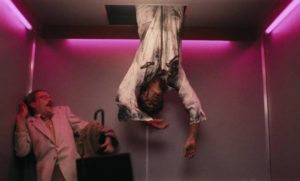 The unruly elevator turns homicidal in Dick Maas' De Lift (1983)