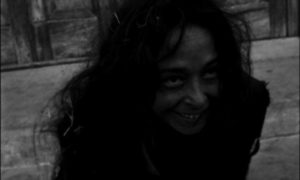 Fernandina (Idalia Anreus), a former nun driven mad by atrocities in Humberto Solas' Lucia (1968)