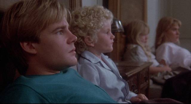 Locking the kids in a single bedroom is no way to prevent incest in Jeffrey Bloom's Flowers in the Attic (1987)