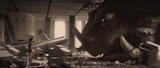 A boy's best friend: Ryuta Tasaki's Gamera the Brave (2006)