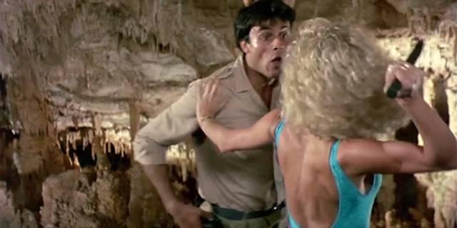Female mercenaries kick ass in Nico Mastorakis' Hired to Kill (1989)