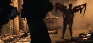 The final war between angels and demons begins in Yoaz and Doron Paz's JeruZalem (2015)