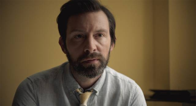 Dr. Daniel Forrester (Shane Carruth)'s dedication to his patients is driving him mad in Billy Senese's The Dead Center (2018)