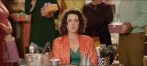 "Mary (Melanie Lynskey) is having a bad day in Annie Clark's ""The Birthday Party"" episode of XX (2017)"