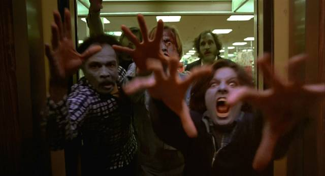 The return of the repressed in George A. Romero's Dawn of the Dead (1978)