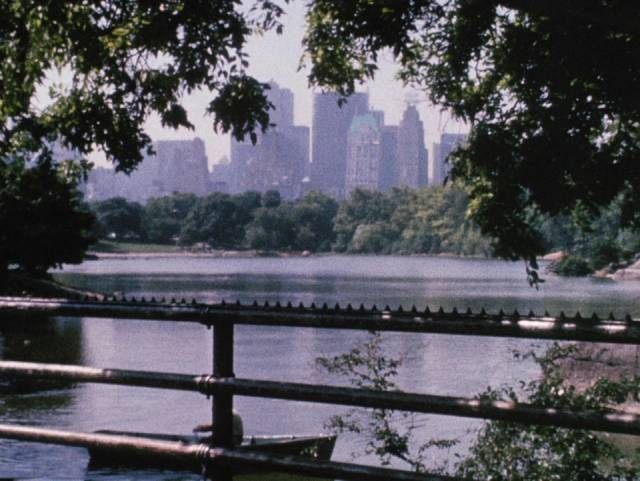 One of the 1968 Central Park locations used in William Greaves' Symbiopsychotaxiplasm: Take One (1968)