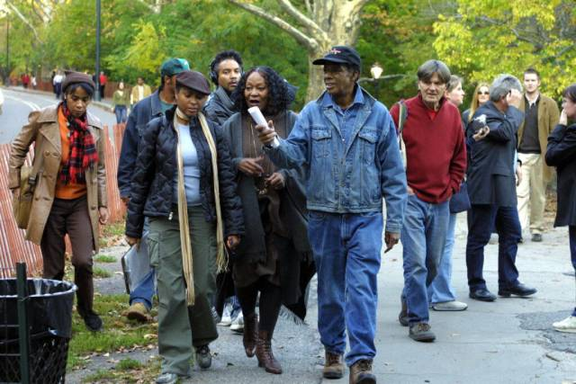Many members of the original crew gather again to shoot William Greaves' Symbiopsychotaxiplasm: Take 2 1/2 (2005)