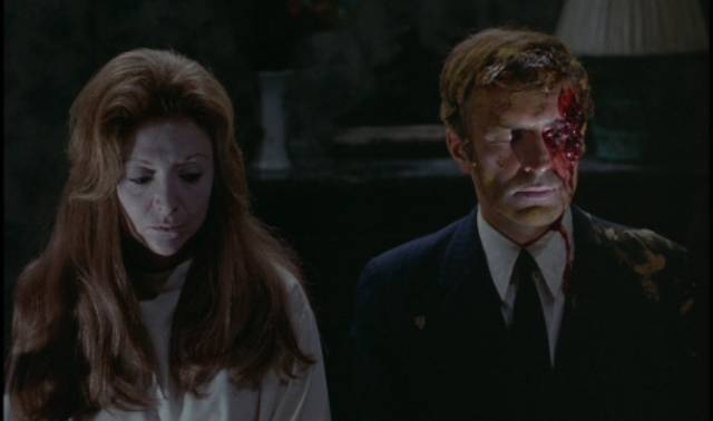 A young soldier recounts the childhood experience of being visited by his murdered parents in Luis Bunuel's The Phantom of Liberty (1974)