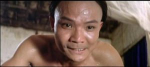 Fung Hark-on plays a very nasty villain in both The Iron-Fisted Monk and Yuen Woo-ping's The Magnificent Butcher (1979)