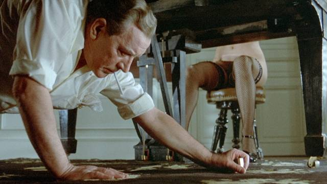 The police commissioner (Julien Bertheau) recalls his sister on a hot summer afternoon in Luis Bunuel's The Phantom of Liberty (1974)