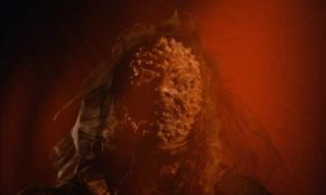 Levana, the Third Mother, haunts a actress in Luigi Cozzi's The Black Cat (1990)