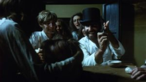 The inmates take over the asylum in Stephen Weeks' Ghost Story (1974)