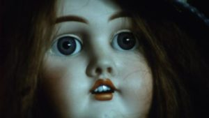 A creepy antique doll provides a link to an unhappy past in Stephen Weeks' Ghost Story (1974)