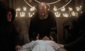 Occult ceremonies justify orgies in Carlos Puerto's Satan's Blood (1977)
