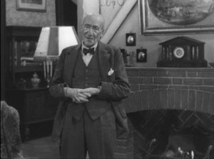 Algernon Blackwood, author of many classic horror stories, recounts an uncanny anecdote in Anthony Gilkison's Lock Your Door (1949)