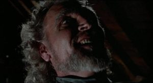 Evil magician Avery Lauter (J.P. Luebsen) comes back from the dead in Kevin Tenney's Witchtrap (1989)