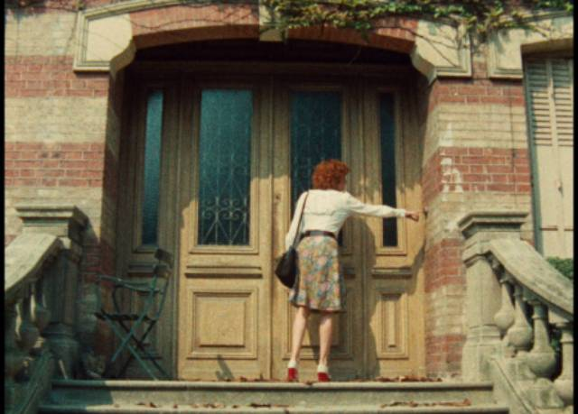 ... a house which turns out to be the setting for a fatal romantic melodrama in Jacques Rivette's Celine and Julie Go Boating (1974)