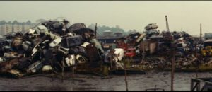 Majestic landscapes and industrial/consumer waste in Francois Reichenbach's America as Seen by a Frenchman (1960)