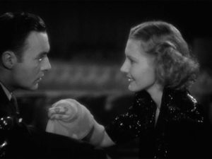 Love holds a hostile world at bay in Frank Borzage's History is Made at Night (1937)