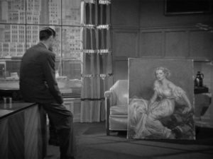 Bruce Vail (Colin Clive) is left with only a reminder of what he once possessed in Frank Borzage's History is Made at Night (1937)