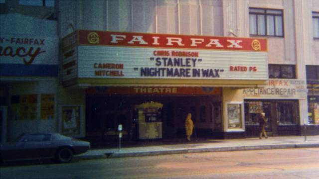 William Grefé's Stanley (1972) top-billed at the neighbourhood grindhouse