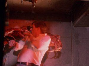 Demons come through the portal in Jay Woelfel's Beyond Dream's Door (1989)