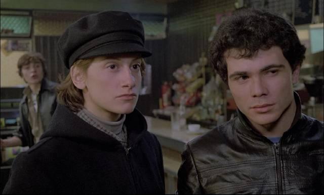 Lola (Raquel Ramírez) and Chema (Francisco Sánchez Grajera), a pair of conscienceless killers in Tomas Aznar's Beyond Terror (1980)