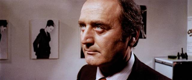 Inspector Jansen (Renato De Carmine) is always a step behind in his investigation of the murders in Sergio Pastore's The Crimes of the Black Cat (1972)