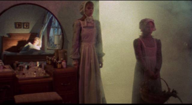 The ghosts have returned for revenge on the town's 200th anniversary in Bill Rebane's The Demons of Ludlow (1983)