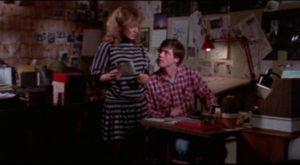 A reporter and her photographer try to unravel sinister events in Bill Rebane's The Demons of Ludlow (1983)