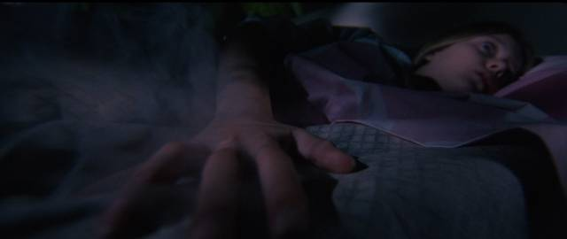 Expressive cinematography by Guglielmo Mancori can't overcome a weak script in Lucio Fulci's Manhattan Baby (1982)