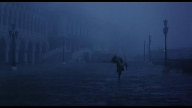 Klaus Kinski prowls through the ancient city in Augusto Caminito's atmospheric Nosferatu in Venice (1988)