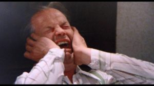 Railway man Ralph Meeker loses more than his mind in Bill Rebane's The Alpha Incident (1978)