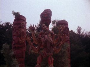 ... which had strangely not been noticed before in Christopher Thies's Winterbeast (1992)