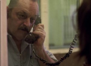 Dewayne's father warns him about drugs and crime from behind bars in Martin Bell's Streetwise (1984)