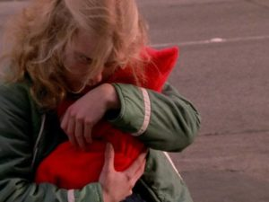 Children having babies as they live on the street in Martin Bell's Streetwise (1984)