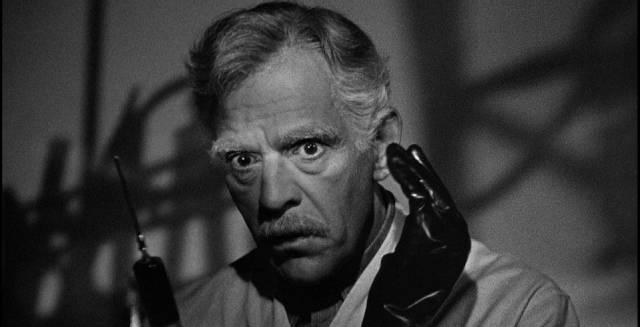 <i>Karloff at Columbia</i> on Eureka Blu-ray