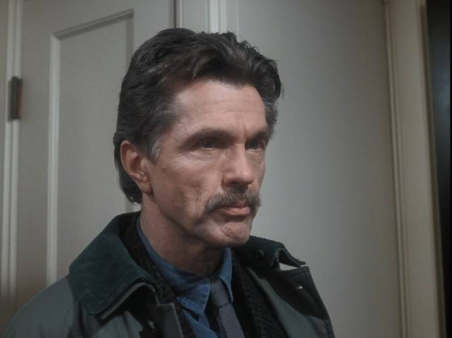Detective Bass (Tom Skerrit again) needs to unlock the boy's trauma-blocked memory in Mike Robe's Child in the Night (1990)