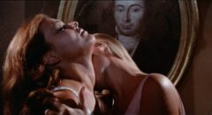 There's a lot of neck to bite in Javier Aguirre's Count Dracula's Great Love (1973)