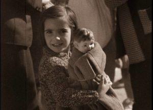 An archival image from the Spanish Civil War is very Tarkovskian in Andrei Tarkovsky's Mirror (1975)